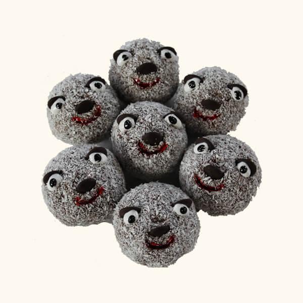 Кокосови топки