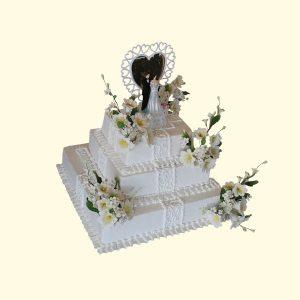 Сватебна торта