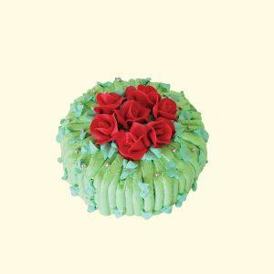 Торта Градина от рози