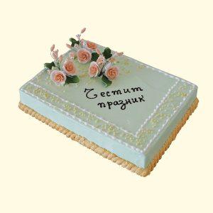 Торта Честит празник