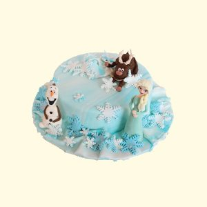 Торта Ледено кралство