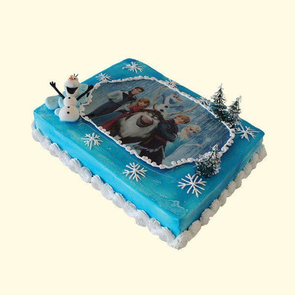 Торта Ледено кралство 2