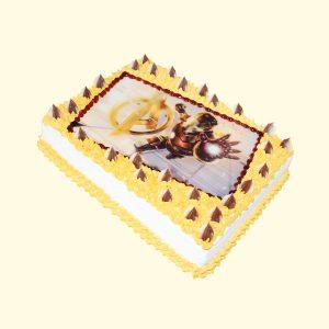 Торта Железния човек