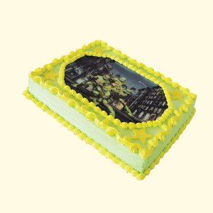 Торта Костинурките нинджа