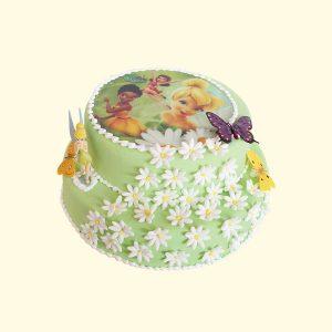 Торта Тинкърбел