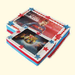 Торта за фенове