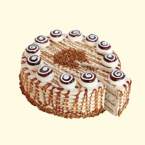 Торта Алисия